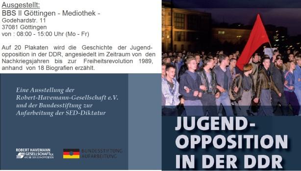 Jugendopposition in der DDR