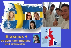 Schüler der BBS II Göttingen finden es Spitze ein Auslandpraktikum machen zu können.